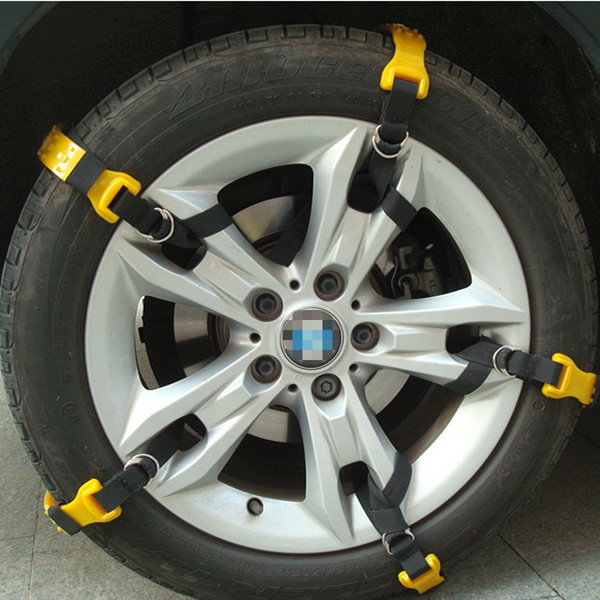 New Design Universal Tpu Plastic Snow Chains For Cars