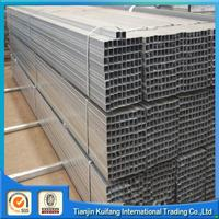 Professional can be galvanized in a large number of steel hollow profile in xingang china with CE certificate