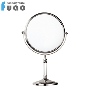 FUAO Best selling high quality stainless circle mirror