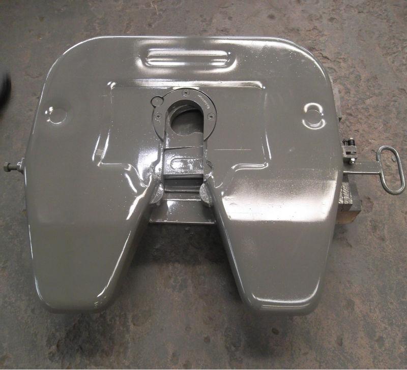 Auto Spare Parts Semi Truck Fifth Wheel 2'' Fifth Wheel Coupler ...