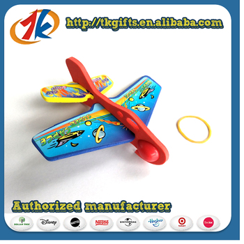 Educational Soft EVA DIY GLIDER Toy For Kids