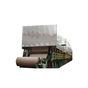 Papermaking Machine 30 tons/ Paper Production Machinery Price