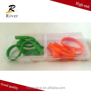 Sport Eyeglass Ear Hook Eyewear Glasses Silicone Anti Slip Grip Holder kit