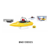 Hot sale high speed boat 1/25 scale big rc jet boat with charger