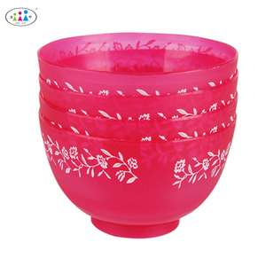China supplier plastic salad bowl chips bowl party serve bowl