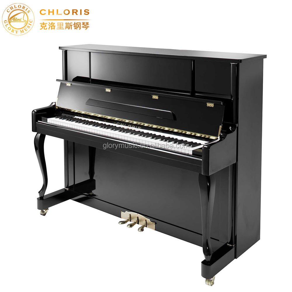 [Chloris] Youngs High Quality Upright Piano HU-123E, China Victory Roll Up Piano