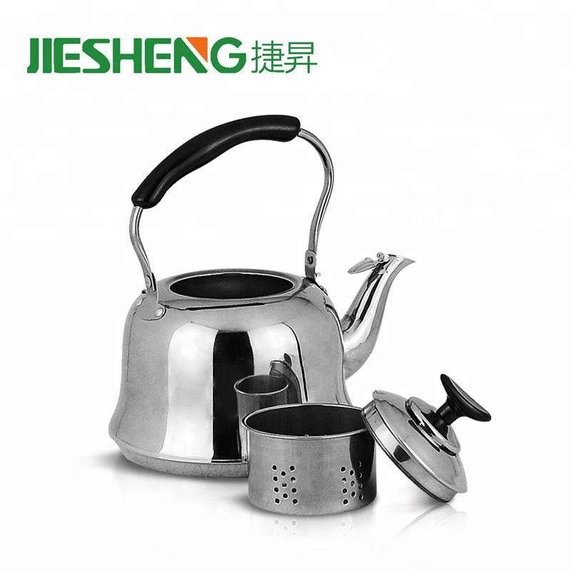 Whole Unique Kettles Stainless Steel Tea Kettle With Infuser