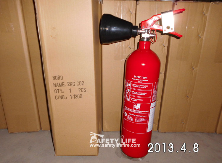 Fire Extinguisher CO2 4.5KG/CO2 Fire Extinguisher Sizes/CO2 Carbon Dioxide Fire Extinguisher