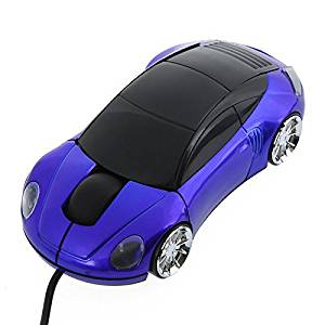 Cool Style Gaming Mouse Mice High DPI Adjustable USB Wired Gaming Mouse Many Buttons Mice Colorful LED by Go4direction