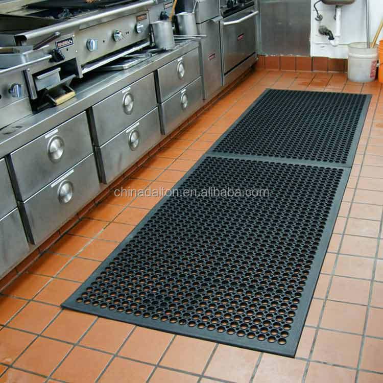 Anti-slip Drainage Chef Rubber Kitchen Floor Mats - Buy Rubber Kitchen  Floor Mats,Kitchen Floor Mats,Anti-slip Drainage Chef Rubber Kitchen Floor  Mats ...