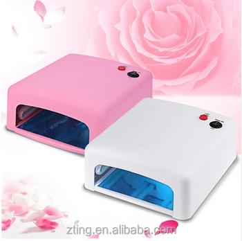 Nail Salon Equipment For Sale Uv Lamp Sm 818 36w Gel Nail Dryer ...
