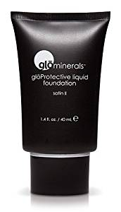 Make Up-Glominerals - Complexion - Gloprotective Oil Free Liquid Base Satin Finish-Gloprotective Oil Free Liquid Foundation Satin Finish - Beige-40ml/1.4oz