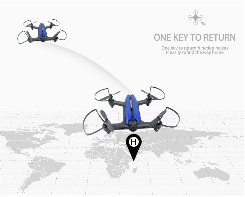 SHIPPED FROM OVERSEA WAREHOUSE Newest Flytec T18D RC Quadcopter Mini FPV Racing Drone with HD camera