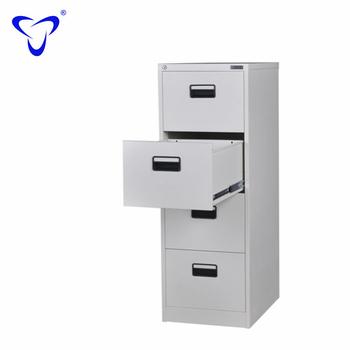 Rej 4 Drawer Steel Filing Cabinet