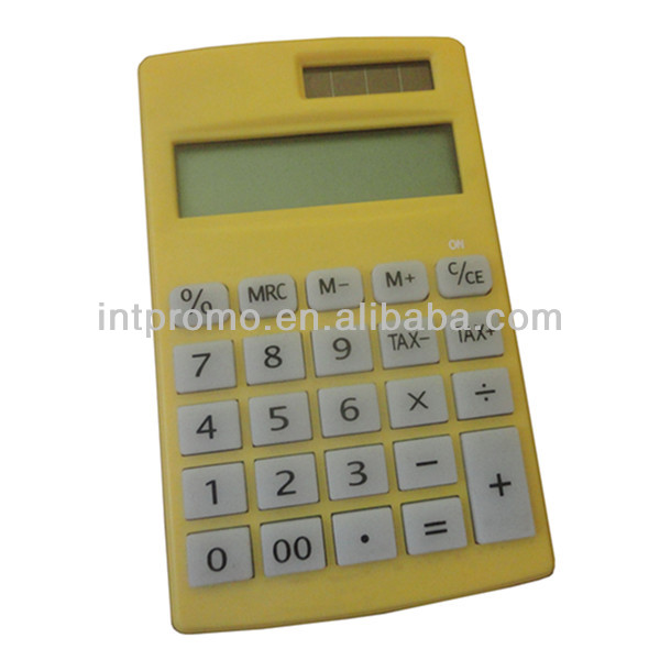 10 Digits with TAX function calculator