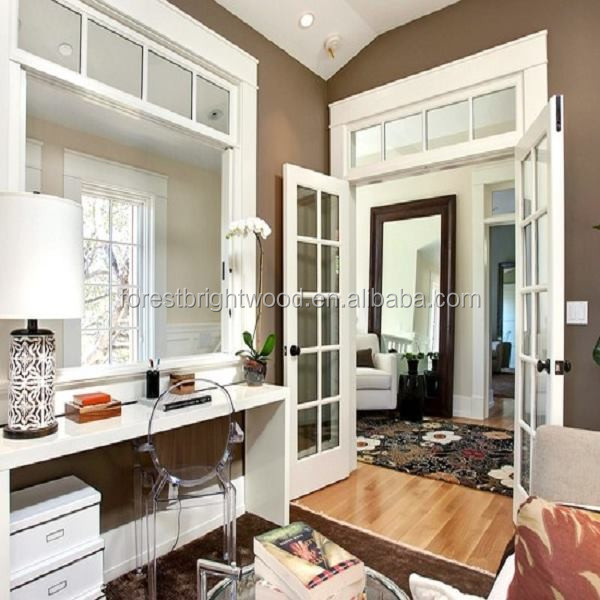 El ltimo dise o de las puertas de vidrio de cristal de la puerta interior de madera de estilo - Lo ultimo en puertas de interior ...