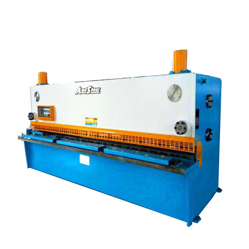 Used CNC automatic manual electric hydraulic mechanical  steel plate sheet metal cutting shearing machine price