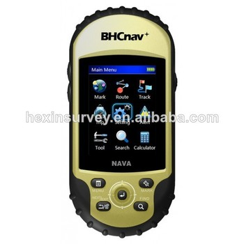High Quality BHCnav NAVA200 Handheld GPS with WASS EGNOS MSAS