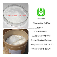 Best Quality Usp 93% Odb By E-hplc Chondroitin Sulfate Halal ...