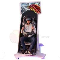 Earning Money 720 Degrees Flight Simulator Coin Operated Electric Game Machine Crazy Thrilled Vr Simulator Roller Coaster