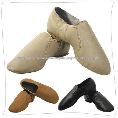zapatos de jazz rosa dividen suela del zapato de jazz zapatos de