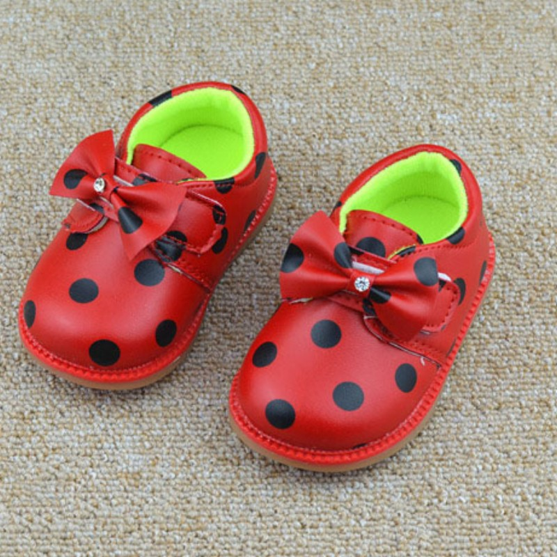 Baby Leather Shoe Moccasins First Walkers Anti slip Footwear Newborn Toddler Slip on Soft Shoes for
