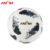 hot-selling custom soccer ball size 5 PU leather futsal ball