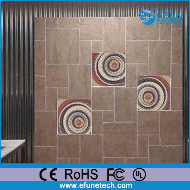 Pvc Lightweight 3d Vinyl Wall Board,waterproof Commercial Bathroom Wall  Panels