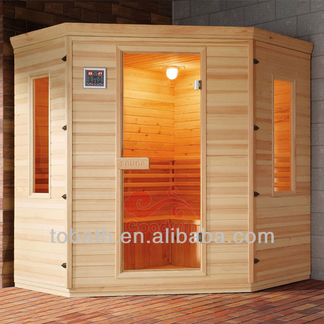 Stunning Indoor Sauna Kits Pictures - Interior Design Ideas ...