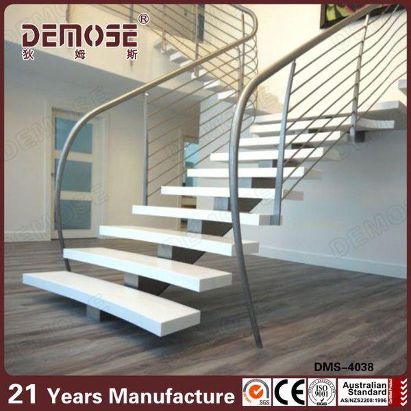 Exterior Metal Stairs/ Vinyl Stair Treads