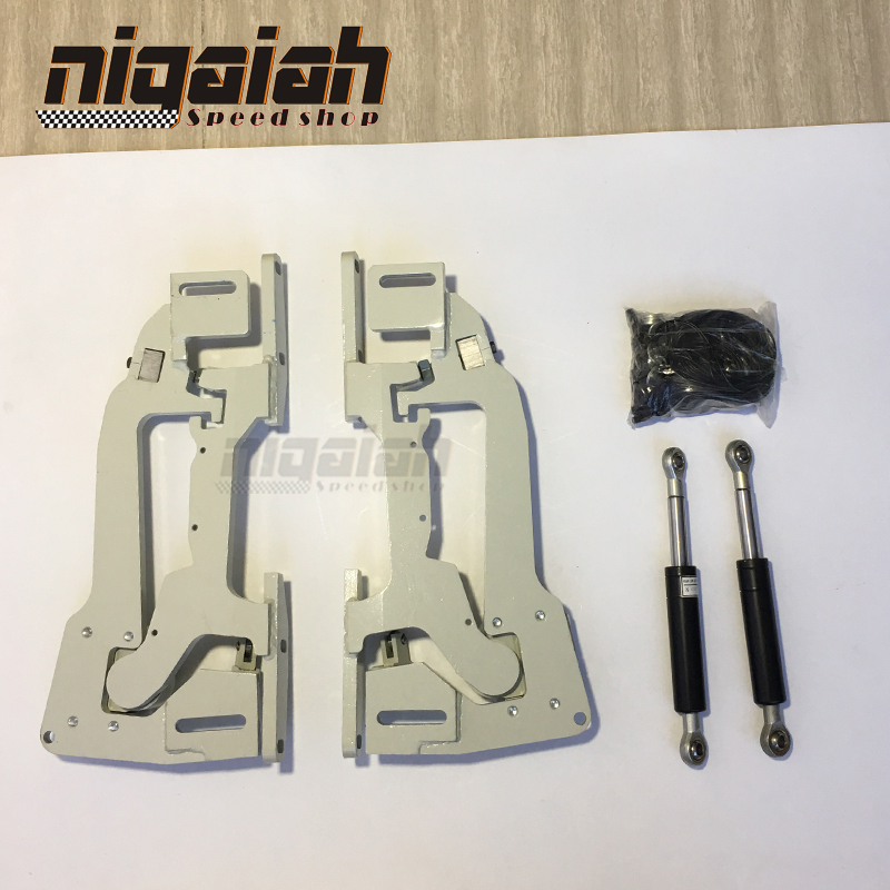 New Arrival Swing Scissor Lambo Vertical Door Hinge Kits