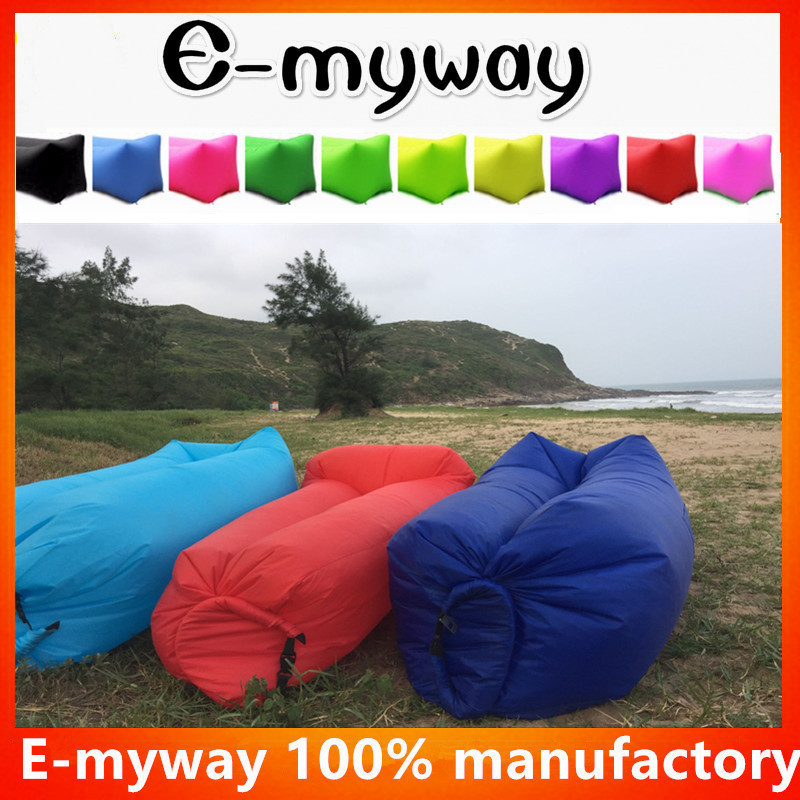 christmas gift idea China Manufacturer hangout fast inflatable sofa air bed