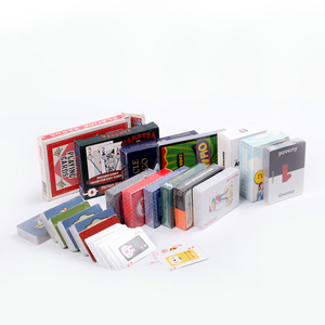 Custom Table Game Full Color Trading Flash Memory Card Games Printing for Kids