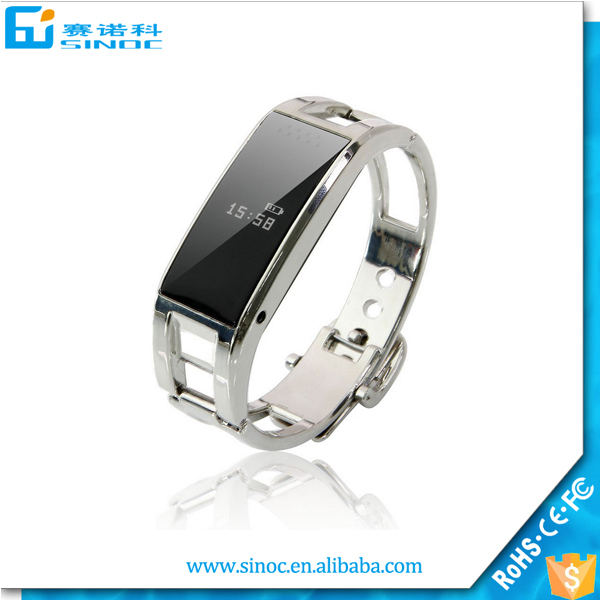 Wholesale D8 Lady Bluetooth Smart Watch for Iphone 5,6, 6s Samsung Galaxy S6 S5 S4 Note2 Note3 HTC Android Phone