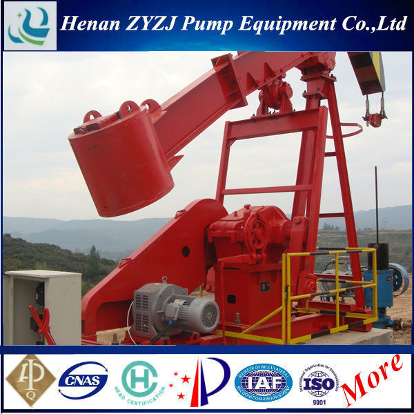 Alien (Double Horse Head) Beam Pumping Unit For Oil And Gas Drilling