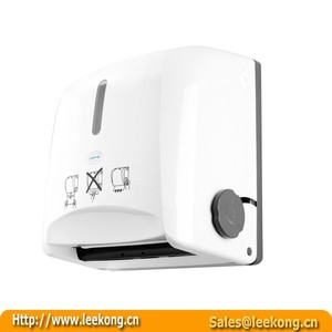 Guangdopng handy plastic automatic toilet paper dispenser
