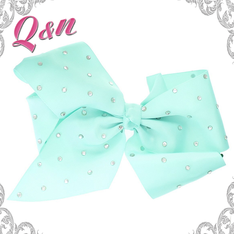 Custom wholesale 6 inch jo jo siwa type hair bows