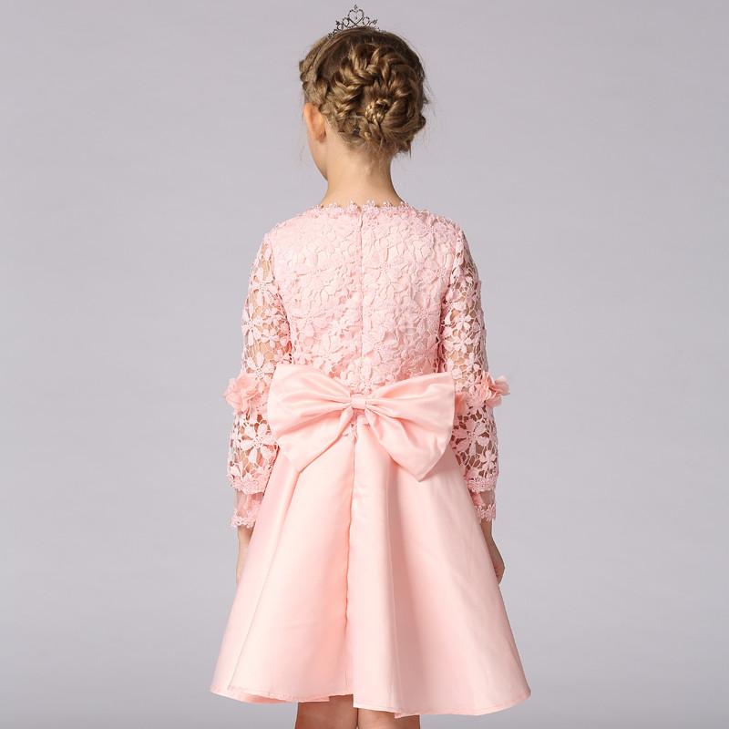 Encantador Vestido Del Desgaste Del Partido Para Los Niños Viñeta ...