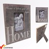 happy time antique Baby wooden school years photo frame