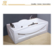 China classic bath crock double whirlpool bathtub