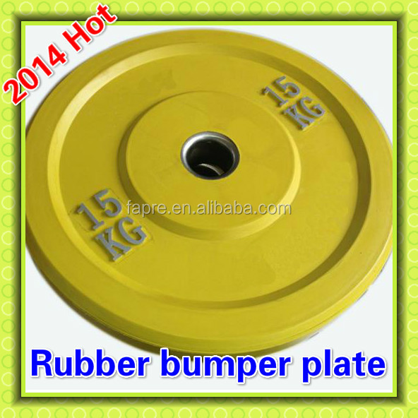 crossfit weight lifting equipment used bumper plates for sale