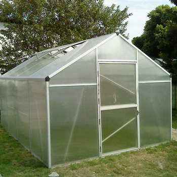 Polycarbonate Mini Blacony Use Garden Use Cold Frame Greenhouse - Buy  Galvanized Steel Frame Greenhouse,Uv Coating Polycarbonate Sheet  Greenhouse,10mm