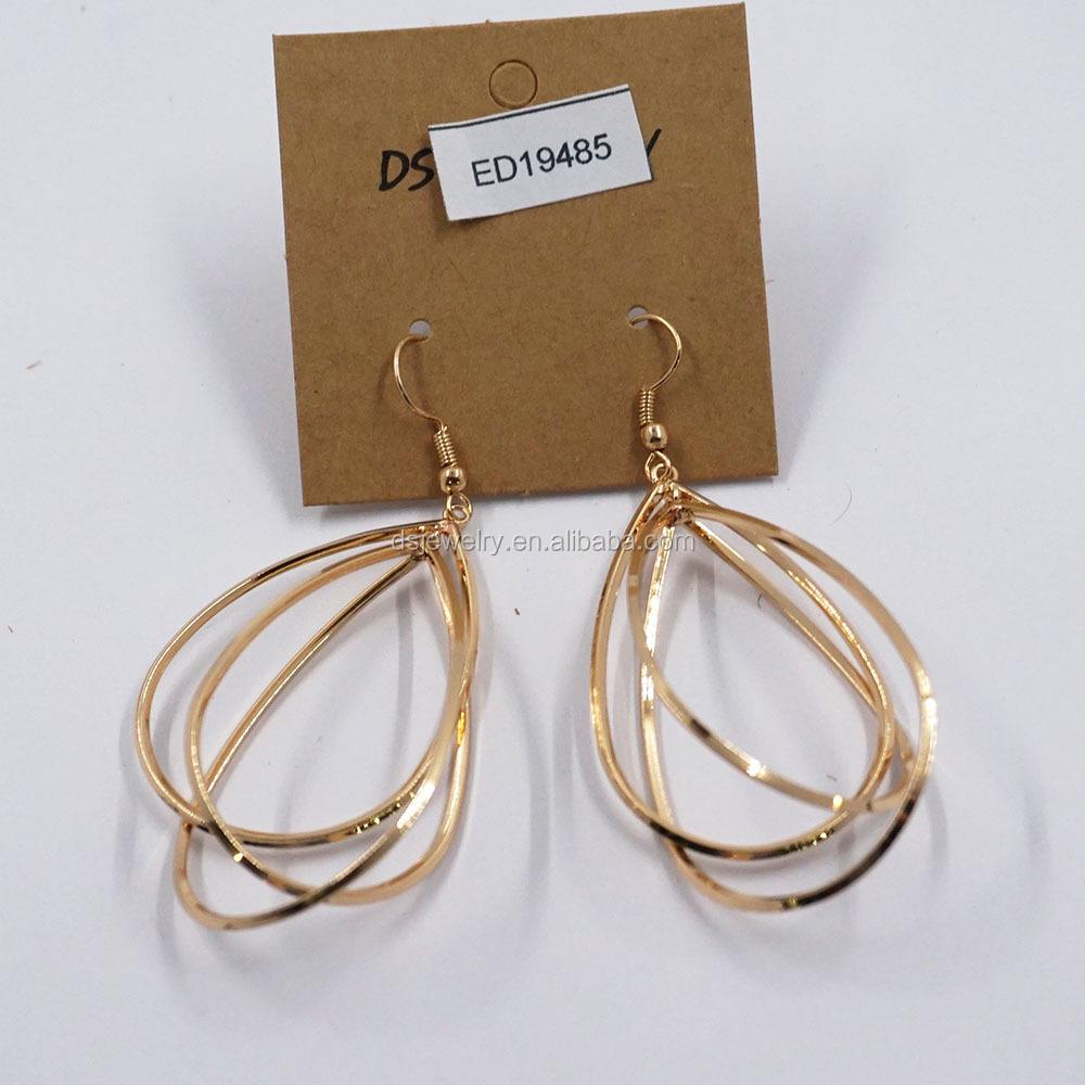 Earring Jhumka Gold Designs Wholesale, Earring Jhumka Suppliers ...
