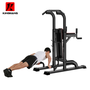 Pull up power tower professional gym chin and dip station fitness equipment exercise