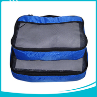 Newest clothing storage bag travel packing cubes for luggage laundry organizer