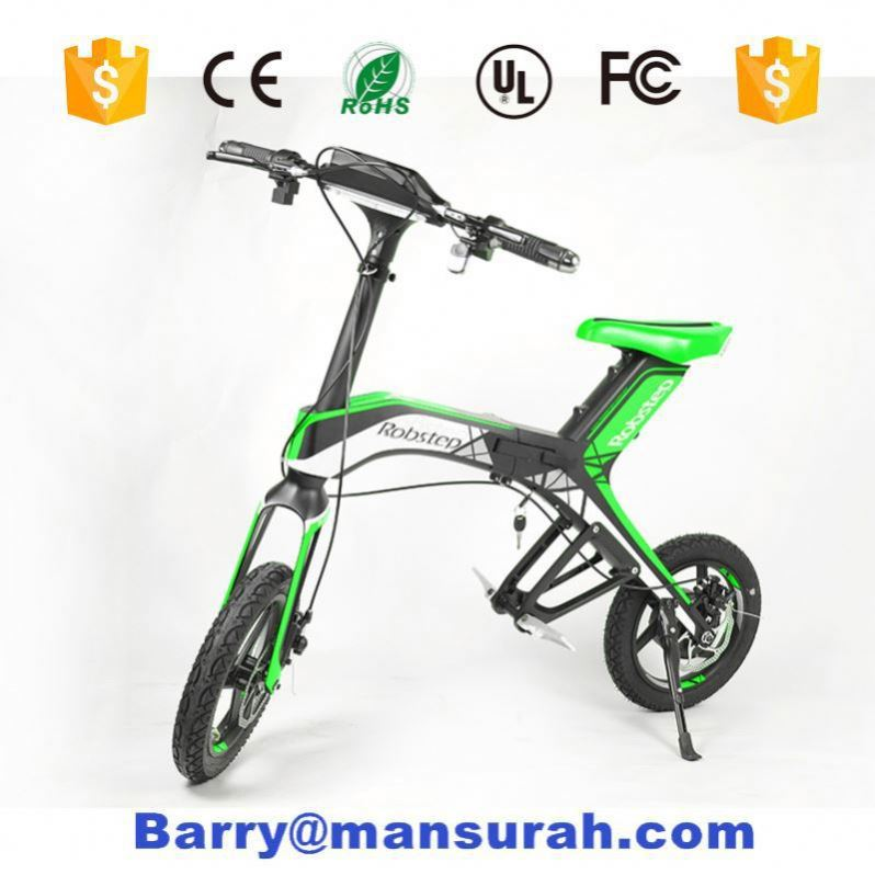 ELECYLCE EB11 mini folding electric bike en15194 city ebike with long range