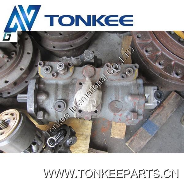 SH120A-1 hydraulic main pump PSV2-55-T piston pump