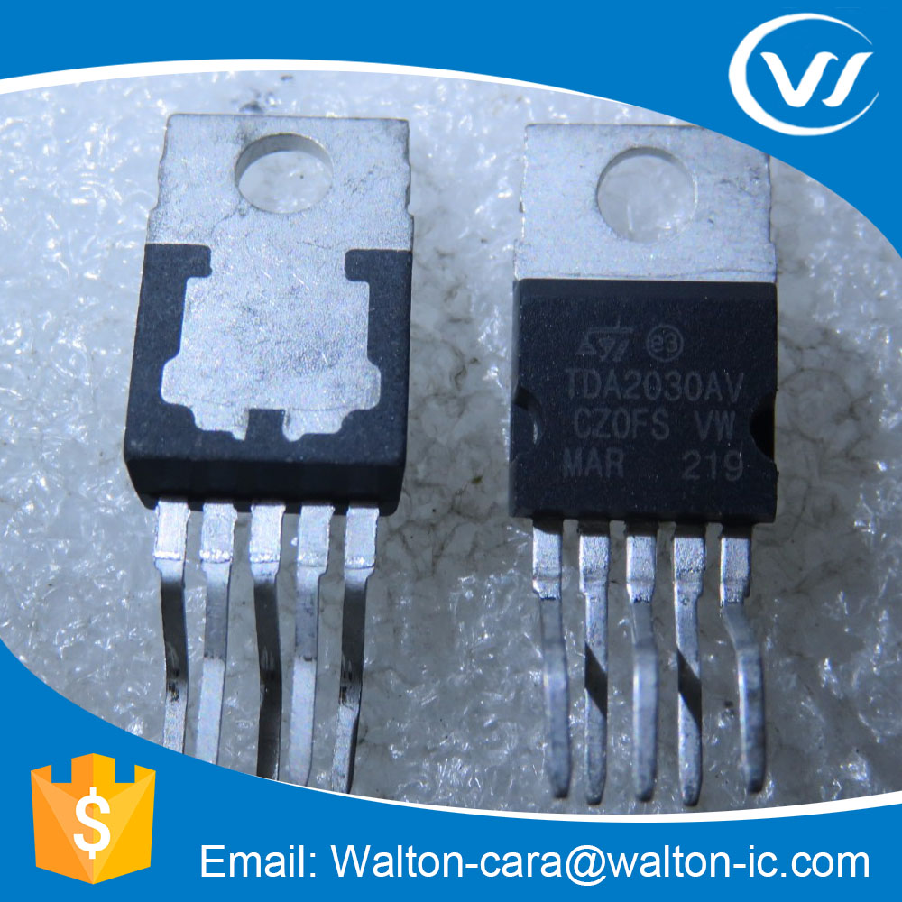 Tda2030avic Tda2030av Integrated Circuit Alibabacom