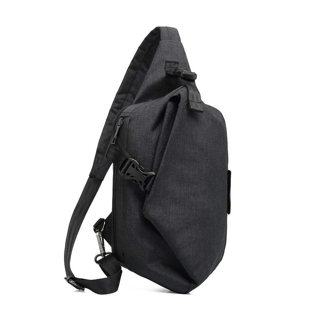 86506c8b115 Get Quotations · OUSIRUI Travel Sling Bag,Casual Outdoor Anti Theft Sling  Backpack for Women   Men,