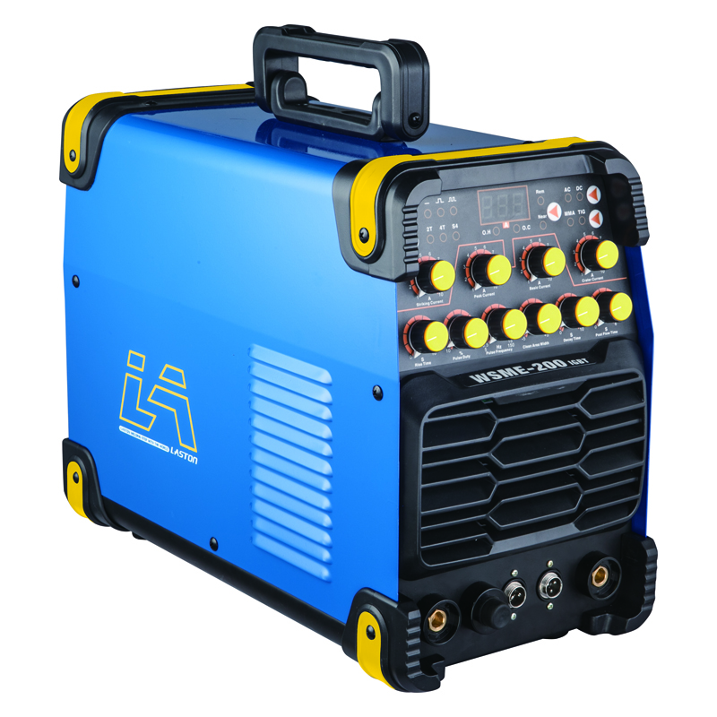 2019 Newest Cheap Price WSME 200 DC MMA AC DC Inverter Welder TIG 200 Amp Welding Machine